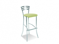 MOLINO hocker chrome plus